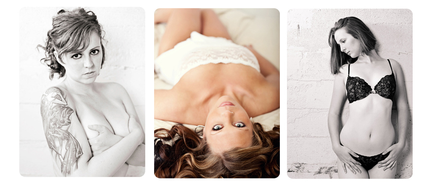 Seattle boudoir photographers at Persimmon Images provide sexy, intimate, and contemporary photography