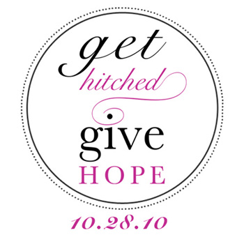 Get Hitched, Give Hope bridal charity at the Seattle Four Seasons on October 28, 2010