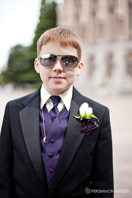i love you man wedding suit. Young member of the wedding