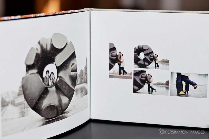 Sample Guestbook Layout