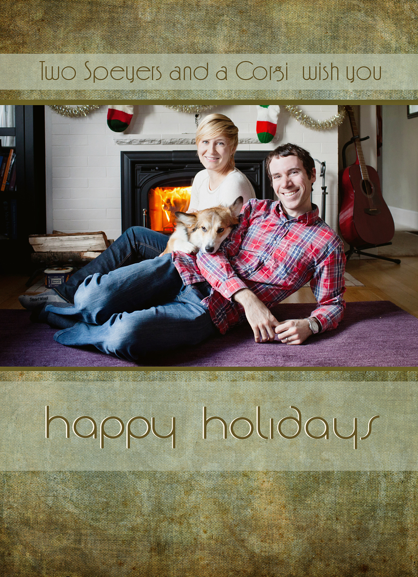 Happy Holidays from Persimmon Images