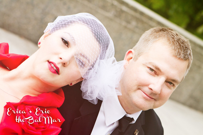Seattle wedding photography Erica + Eric | Ballard Locks & BalMar Blues Brothers Wedding