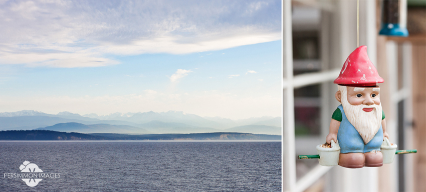 Whidbey Island engagement photography at Ebey