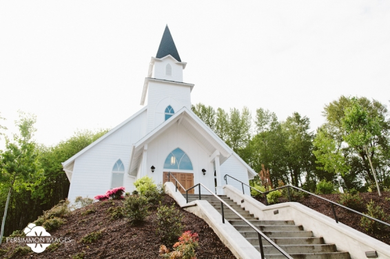 Abernethy Chapel Oregon City Scottish Highland Wedding