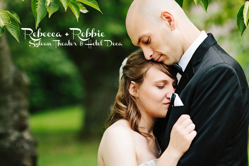 Wedding Photography at University of Washington Sylvan Theater and Hotel Deca in Seattle