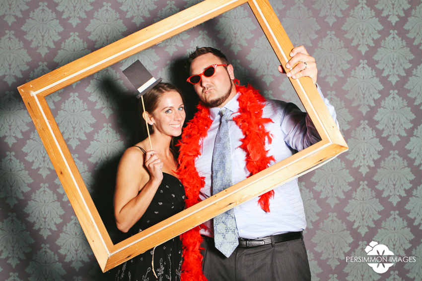 Snoqualmie Falls Wedding Photo Booth